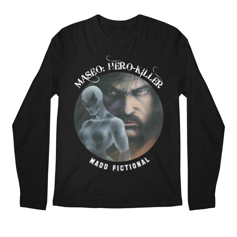 Maseo: Hero-Killer Men's Longsleeve T-Shirt by MaddFictional's Artist Shop