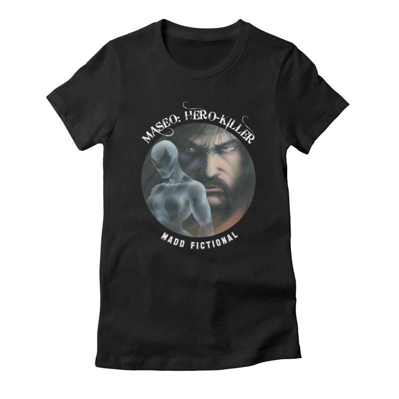 Maseo: Hero-Killer Women's T-Shirt by MaddFictional's Artist Shop