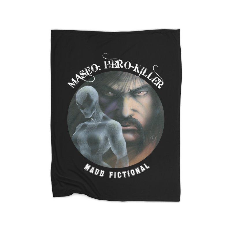 Maseo: Hero-Killer Home Blanket by MaddFictional's Artist Shop
