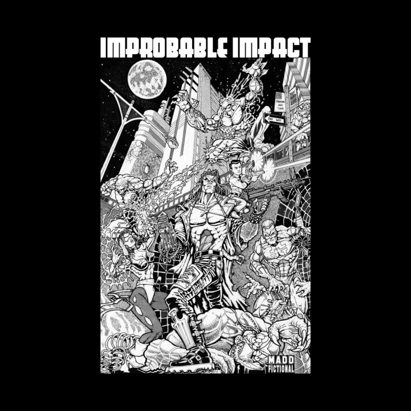 Trachnevid War - Improbable Impact Women's T-Shirt by MaddFictional's Artist Shop