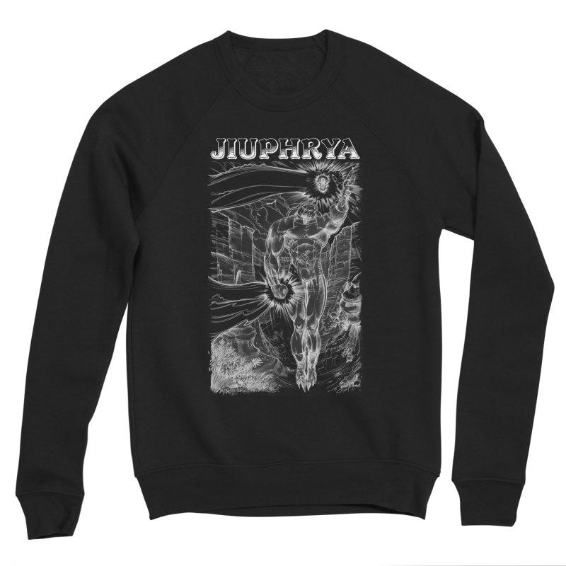 Jiuphrya - Visual Assault Men's Sweatshirt by MaddFictional's Artist Shop