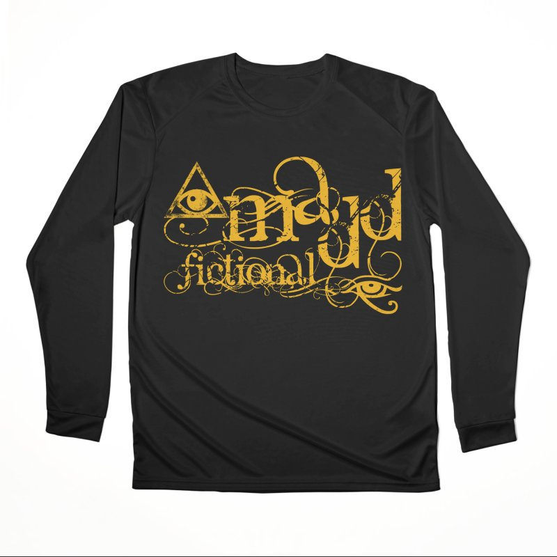 Madd Fictional All-Seeing Eye of Horus Men's Longsleeve T-Shirt by MaddFictional's Artist Shop