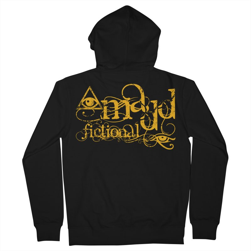 Madd Fictional All-Seeing Eye of Horus Men's Zip-Up Hoody by MaddFictional's Artist Shop