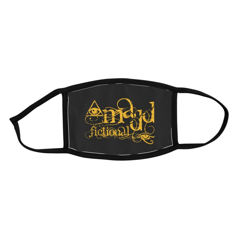 Madd Fictional All-Seeing Eye of Horus Accessories Face Mask by MaddFictional's Artist Shop