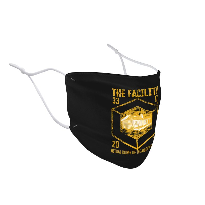 The Facility Accessories Face Mask by MaddFictional's Artist Shop