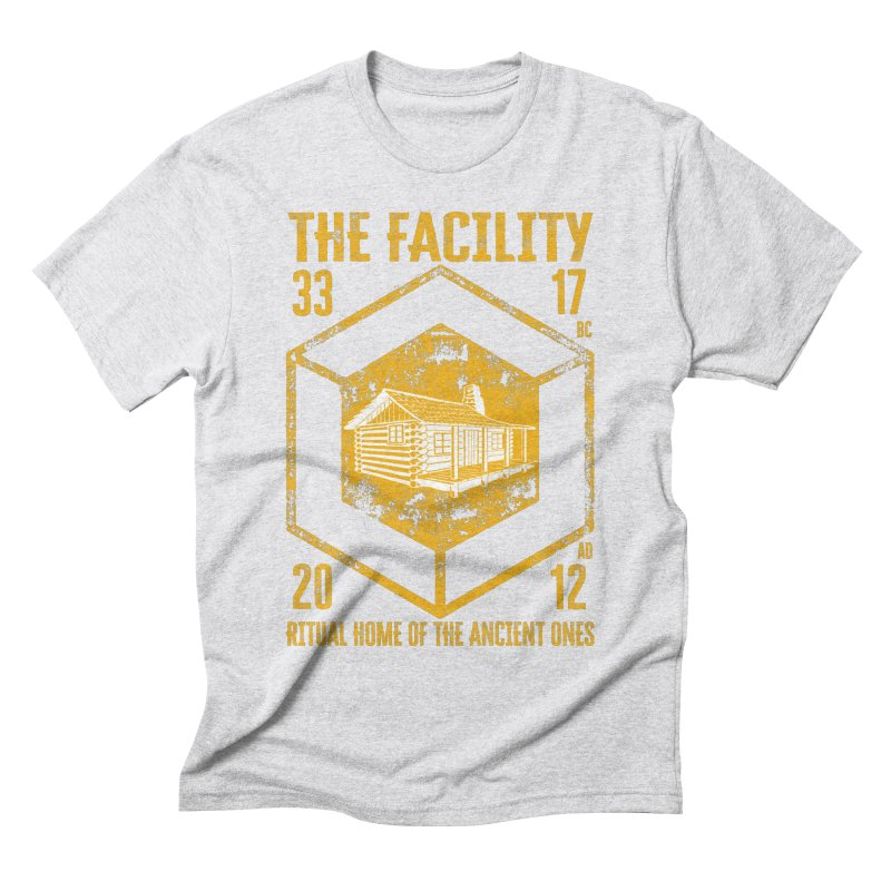 The Facility Men's T-Shirt by MaddFictional's Artist Shop