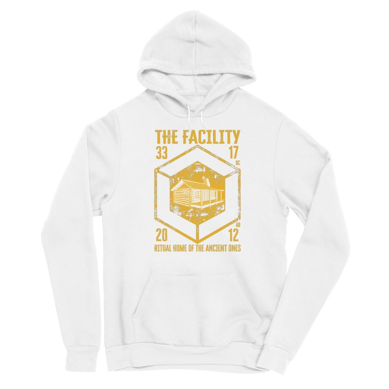 The Facility Men's Pullover Hoody by MaddFictional's Artist Shop