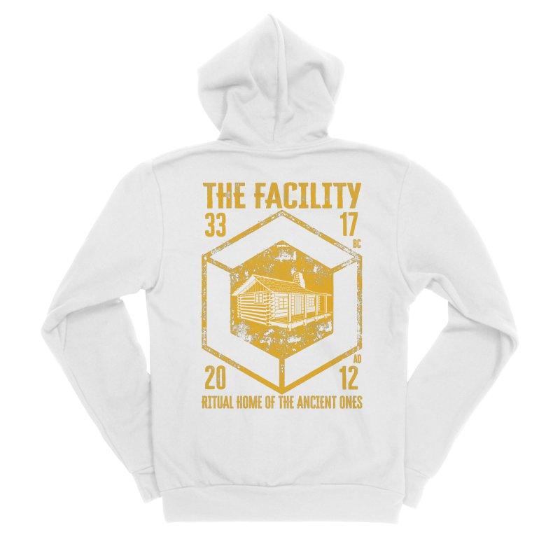 The Facility Women's Zip-Up Hoody by MaddFictional's Artist Shop