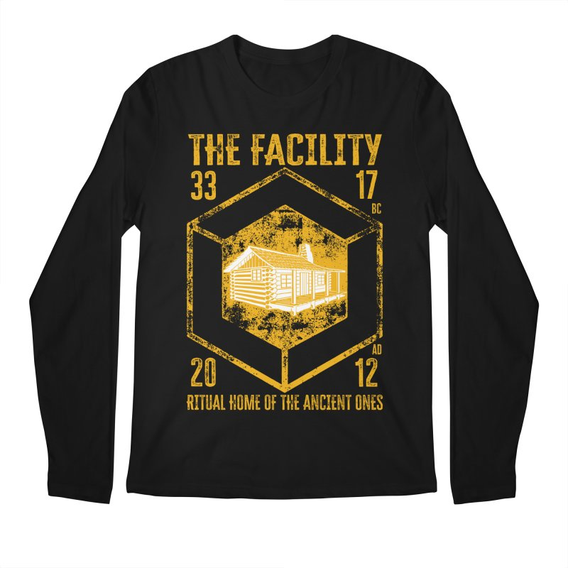 The Facility Men's Longsleeve T-Shirt by MaddFictional's Artist Shop