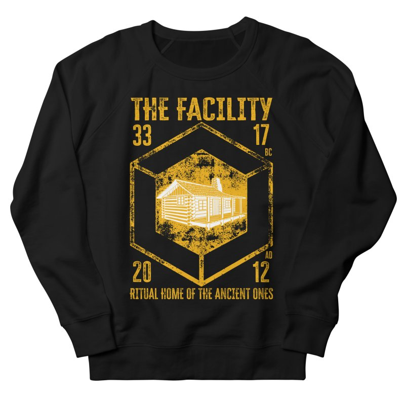 The Facility Men's Sweatshirt by MaddFictional's Artist Shop