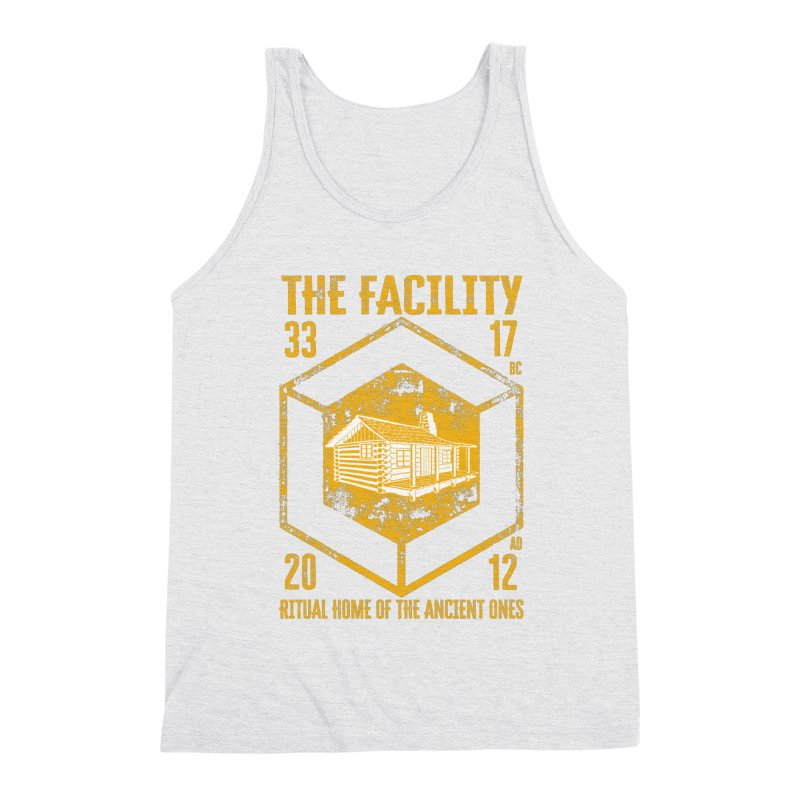 The Facility Men's Tank by MaddFictional's Artist Shop