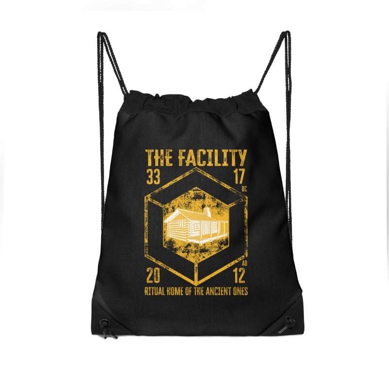The Facility Accessories Bag by MaddFictional's Artist Shop