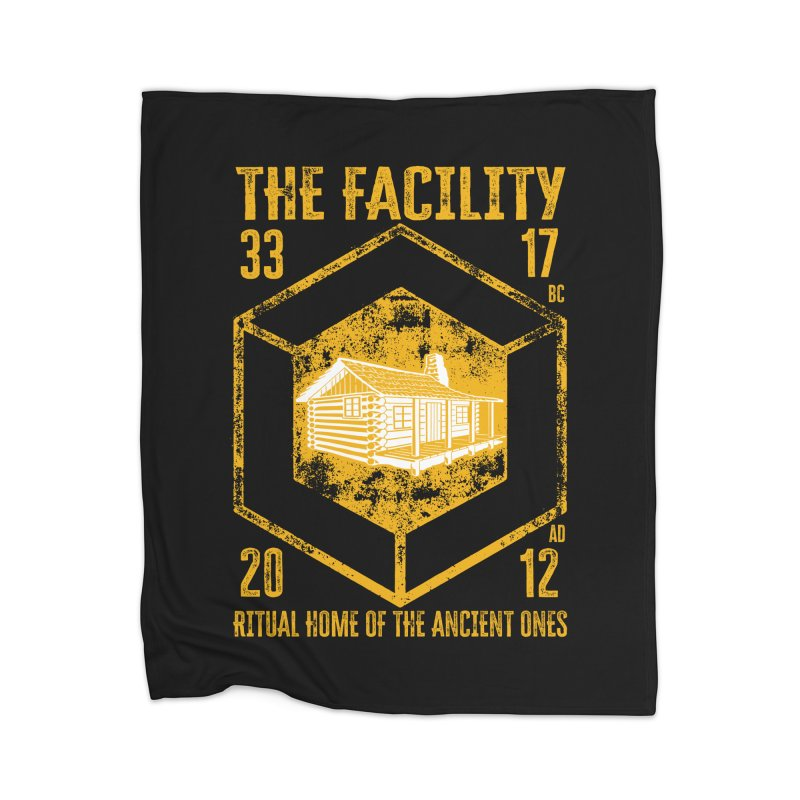 The Facility Home Blanket by MaddFictional's Artist Shop