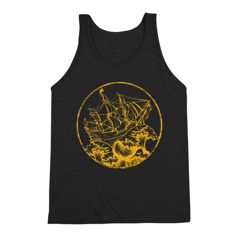 Ship To Wreck Men's Tank by MaddFictional's Artist Shop