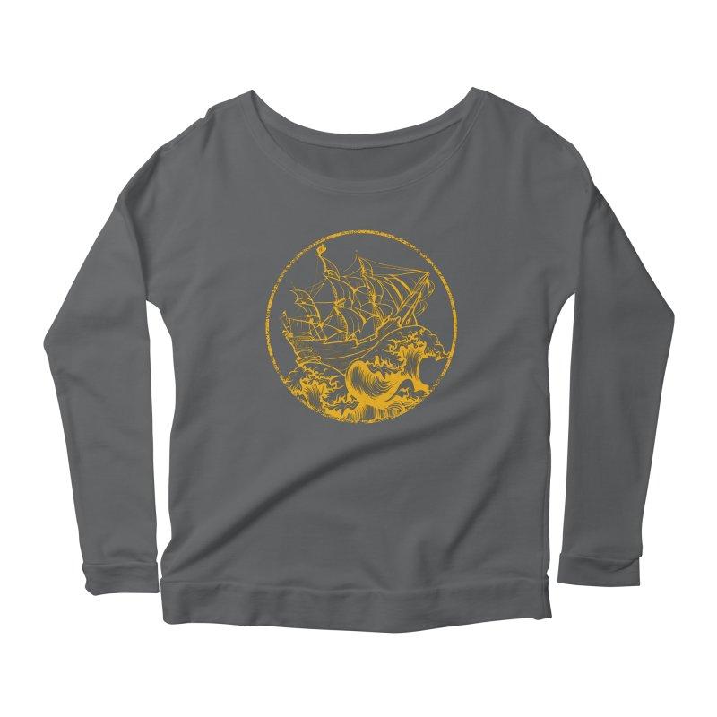 Ship To Wreck Women's Longsleeve T-Shirt by MaddFictional's Artist Shop
