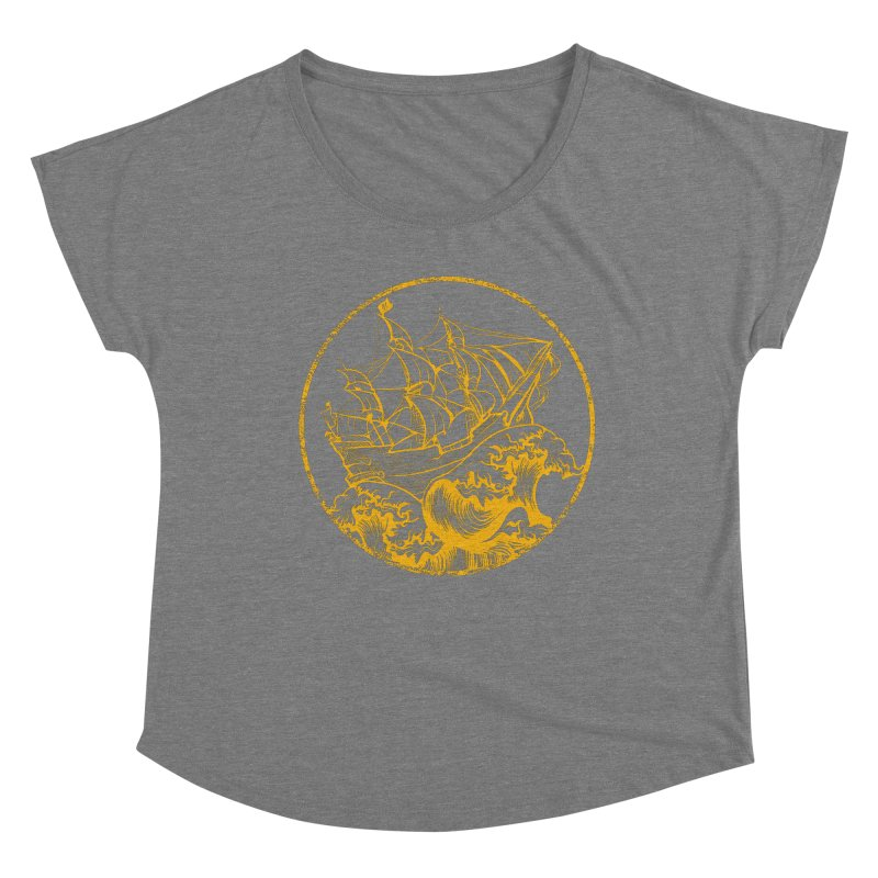 Ship To Wreck Women's Scoop Neck by MaddFictional's Artist Shop