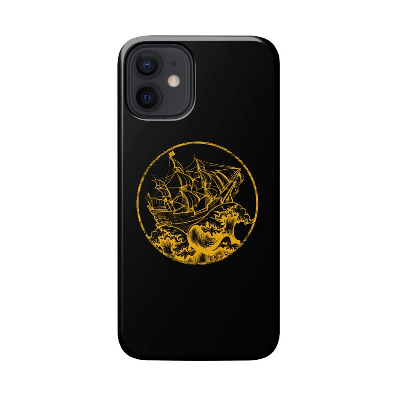 Ship To Wreck Accessories Phone Case by MaddFictional's Artist Shop