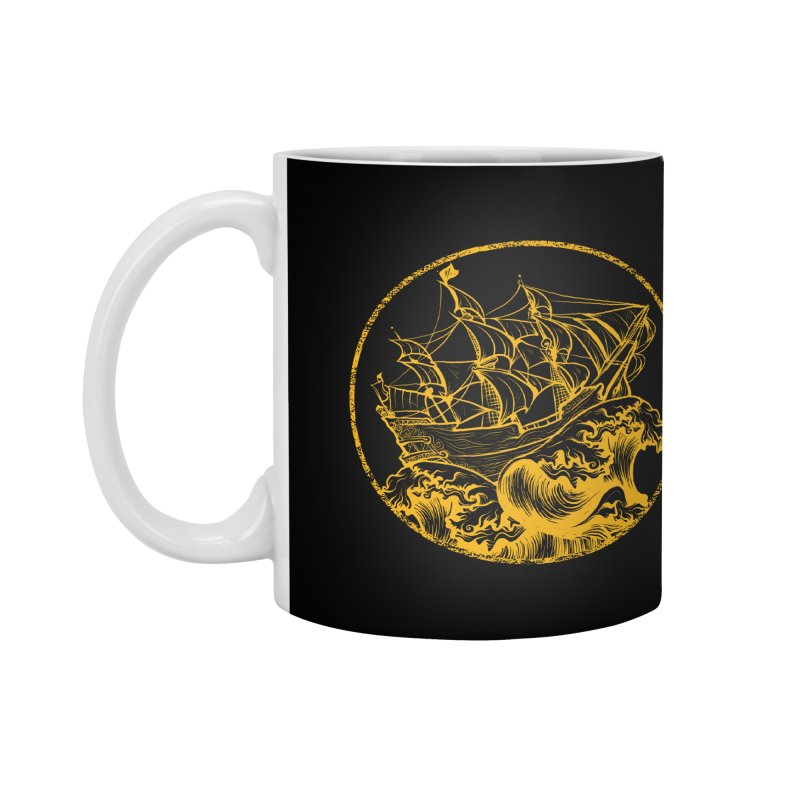 Ship To Wreck Accessories Mug by MaddFictional's Artist Shop