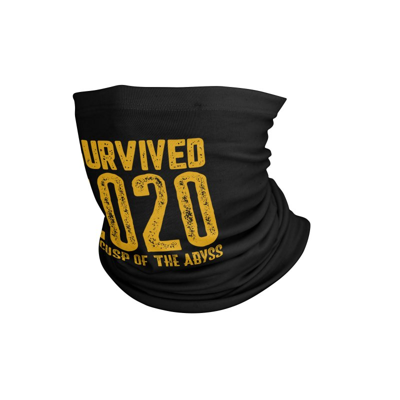I Survived 2020 Accessories Neck Gaiter by MaddFictional's Artist Shop