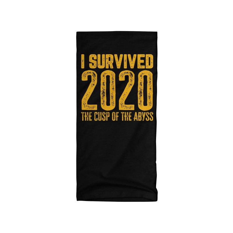 I Survived 2020 Accessories Neck Gaiter by MaddFictional's Artist Shop