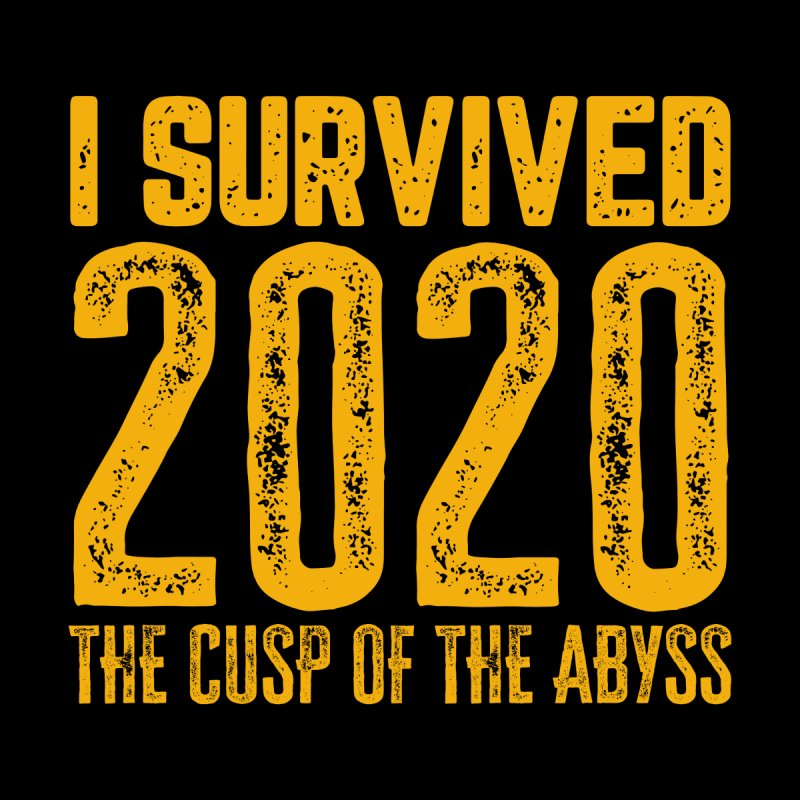 I Survived 2020 Women's V-Neck by MaddFictional's Artist Shop