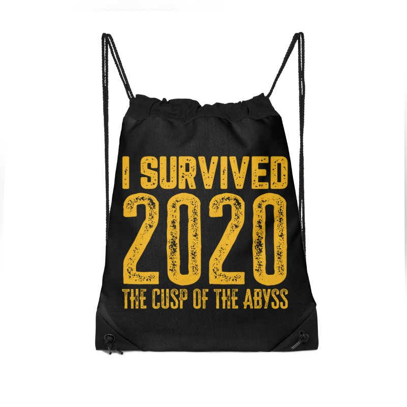 I Survived 2020 Accessories Bag by MaddFictional's Artist Shop