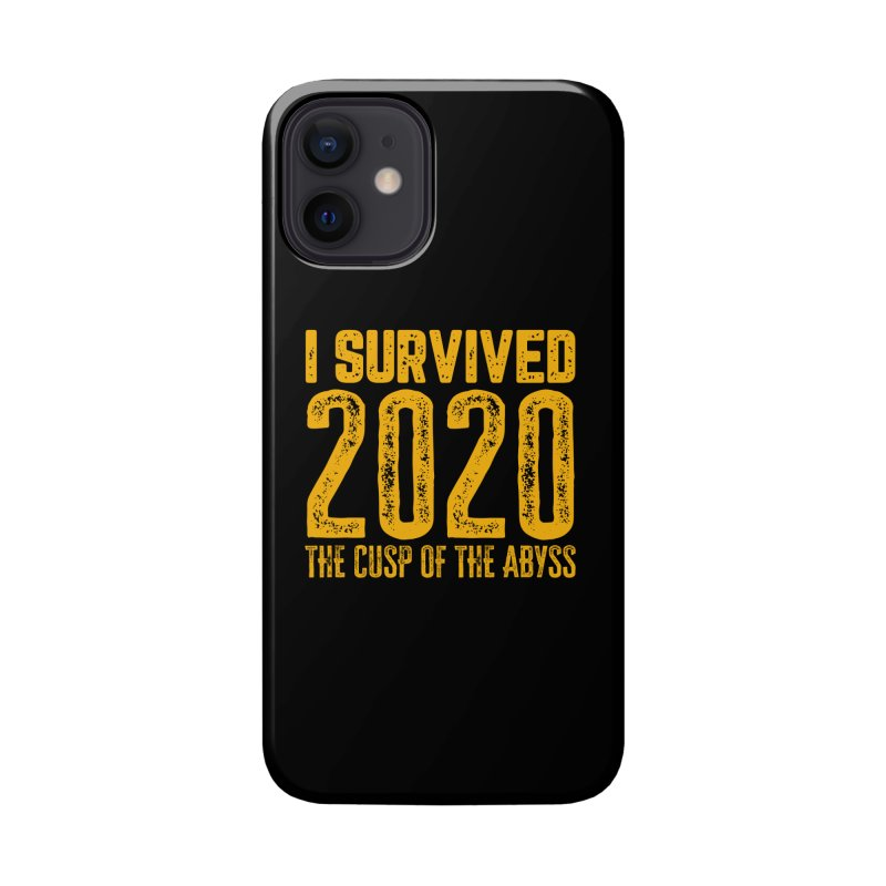 I Survived 2020 Accessories Phone Case by MaddFictional's Artist Shop
