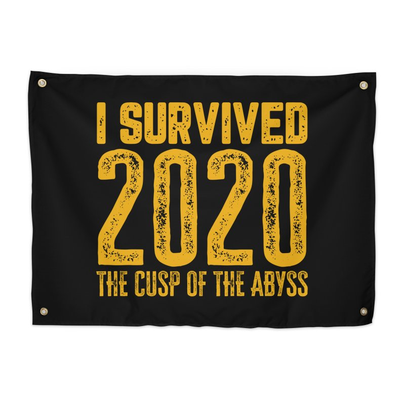I Survived 2020 Home Tapestry by MaddFictional's Artist Shop