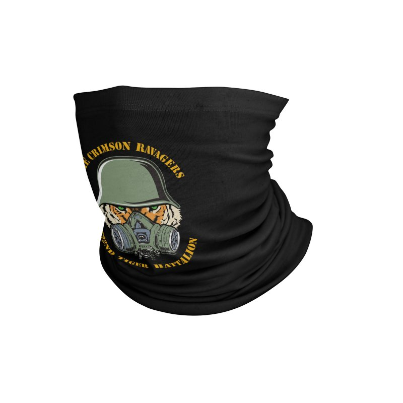 The Crimson Ravagers Accessories Neck Gaiter by MaddFictional's Artist Shop