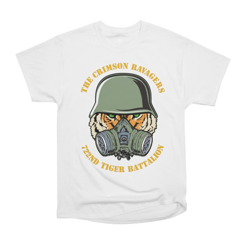 The Crimson Ravagers Women's T-Shirt by MaddFictional's Artist Shop