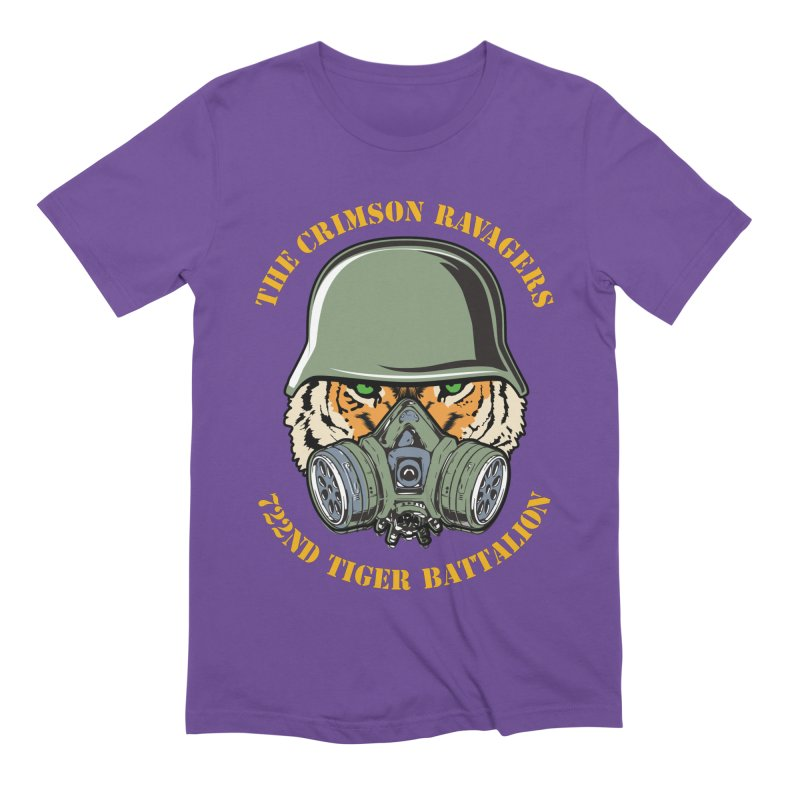 The Crimson Ravagers Men's T-Shirt by MaddFictional's Artist Shop