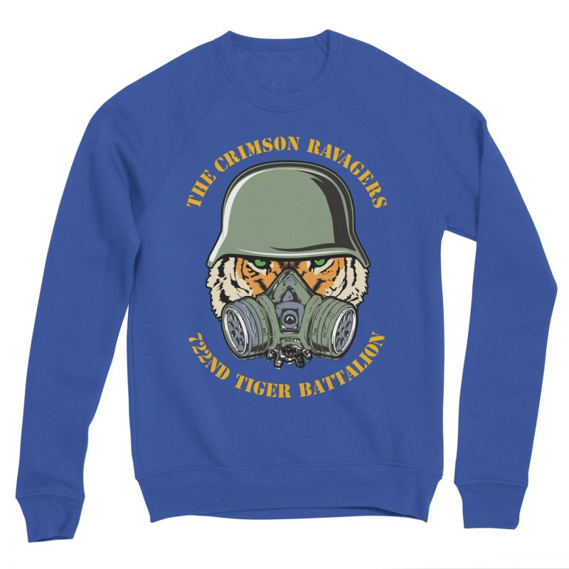 The Crimson Ravagers Men's Sweatshirt by MaddFictional's Artist Shop