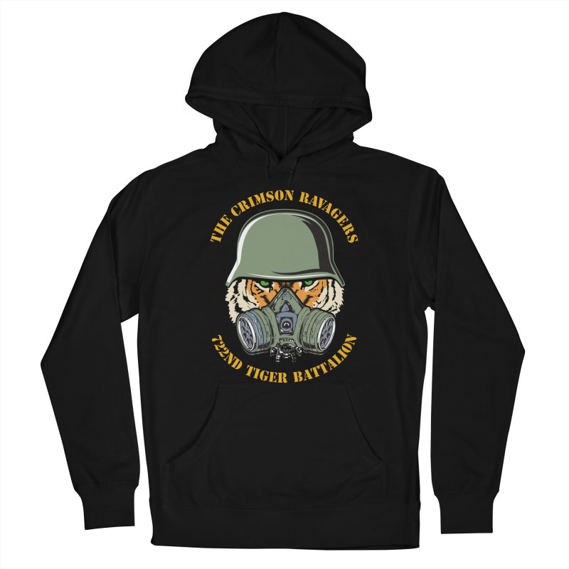 The Crimson Ravagers Men's Pullover Hoody by MaddFictional's Artist Shop
