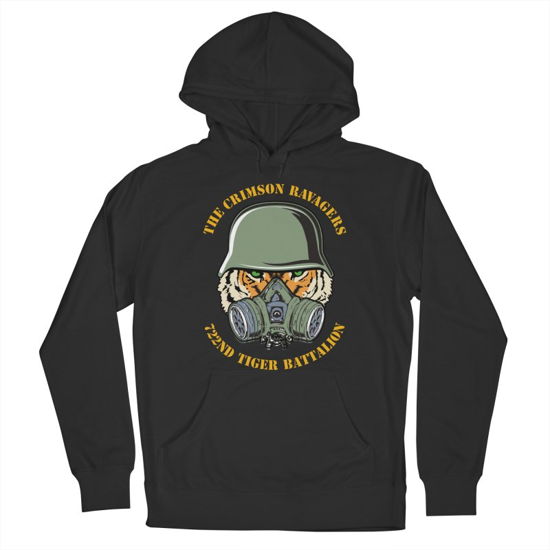 The Crimson Ravagers Women's Pullover Hoody by MaddFictional's Artist Shop