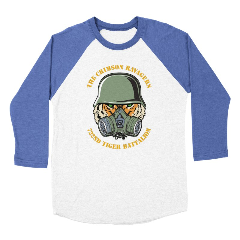 The Crimson Ravagers Men's Longsleeve T-Shirt by MaddFictional's Artist Shop