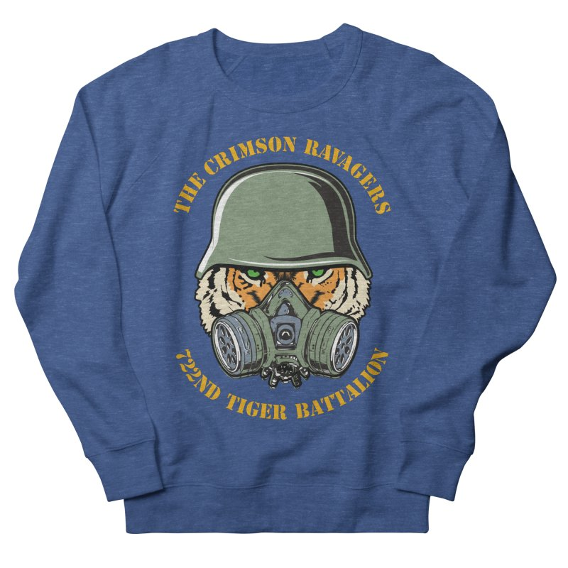 The Crimson Ravagers Men's Sweatshirt by MaddFictional's Artist Shop