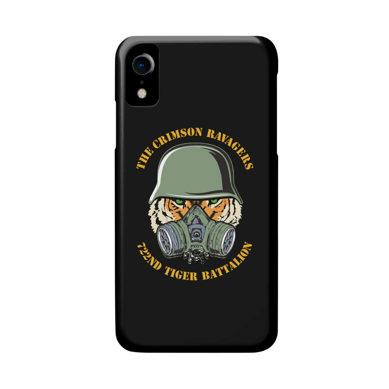 The Crimson Ravagers Accessories Phone Case by MaddFictional's Artist Shop