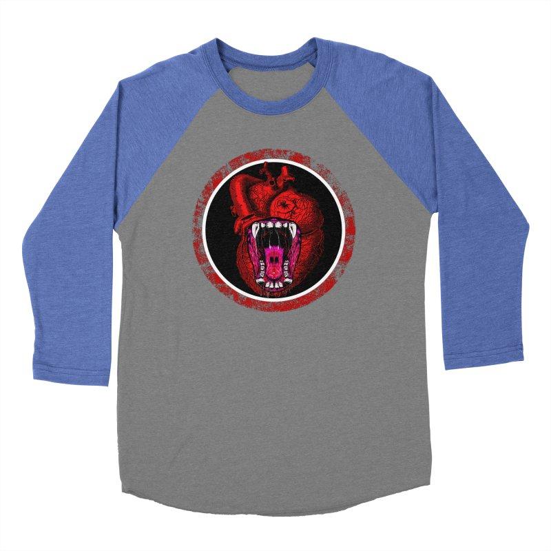 Beast Heart Women's Longsleeve T-Shirt by MaddFictional's Artist Shop