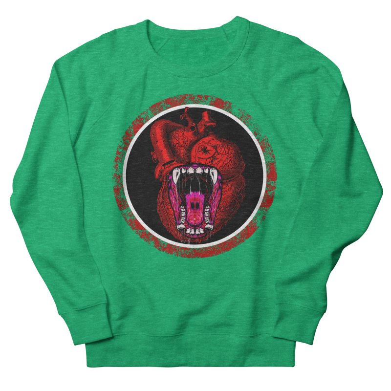 Beast Heart Women's Sweatshirt by MaddFictional's Artist Shop