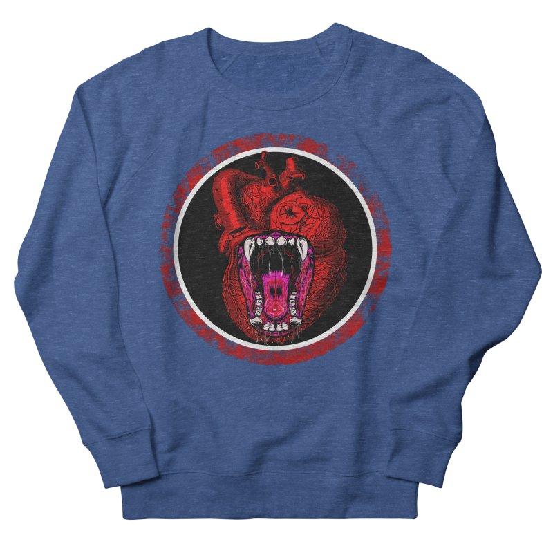 Beast Heart Men's Sweatshirt by MaddFictional's Artist Shop