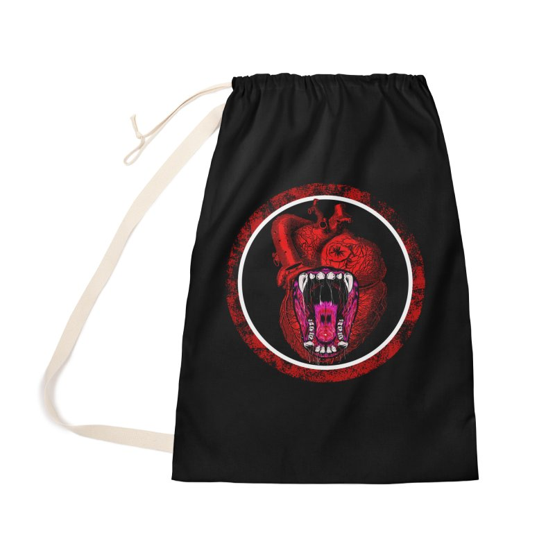 Beast Heart Accessories Bag by MaddFictional's Artist Shop