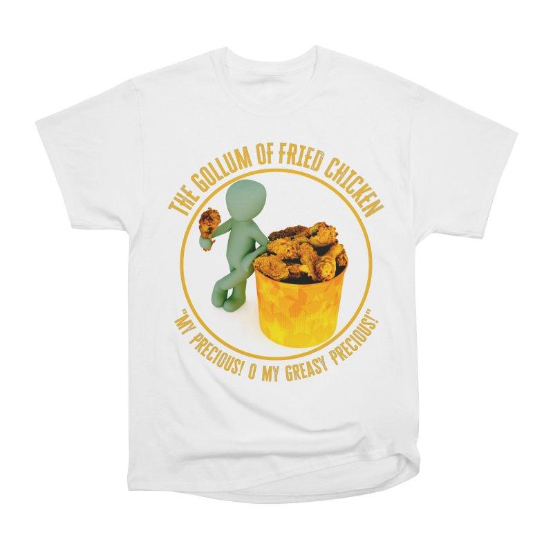 The Gollum of Fried Chicken Women's T-Shirt by MaddFictional's Artist Shop