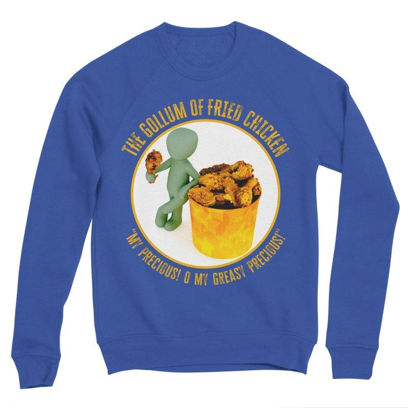 The Gollum of Fried Chicken Women's Sweatshirt by MaddFictional's Artist Shop