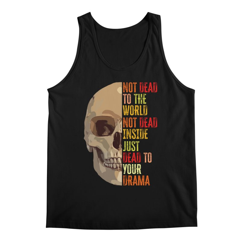 Not Dead Men's Tank by MaddFictional's Artist Shop