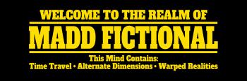 MaddFictional's Artist Shop Logo