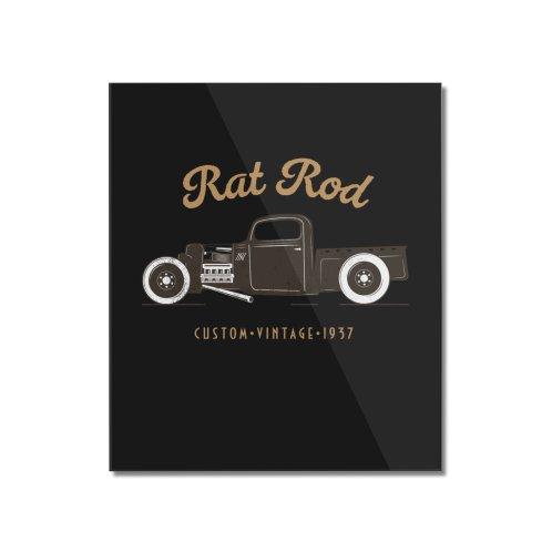 image for Rat Rod Vintage Hot Rod T-shirt