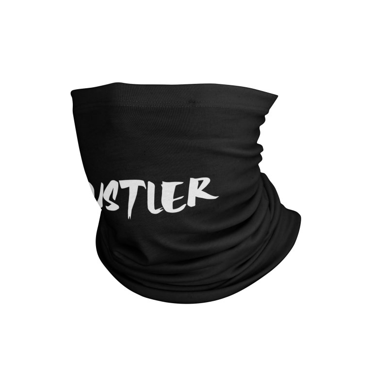 Hustler T-shirt Accessories Neck Gaiter by Made By Bono