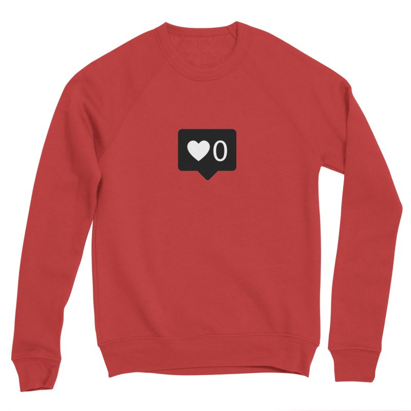 Zero Love Men's Sweatshirt by Made By Bono