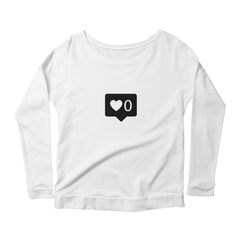 Zero Love Women's Longsleeve T-Shirt by Made By Bono