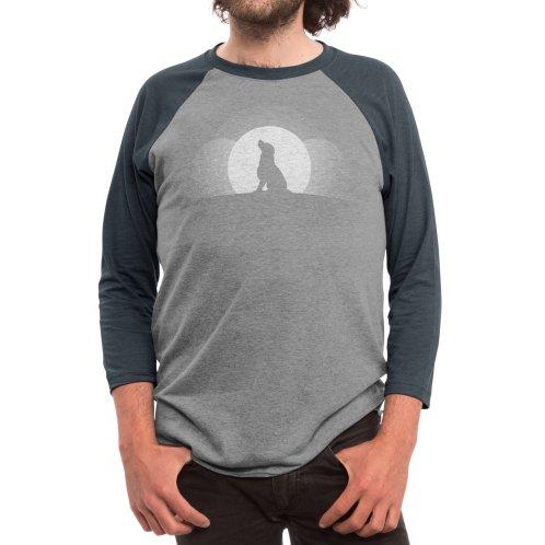 image for Minimal Dog T-shirt